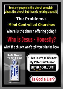 Help For People Abandoning The Church